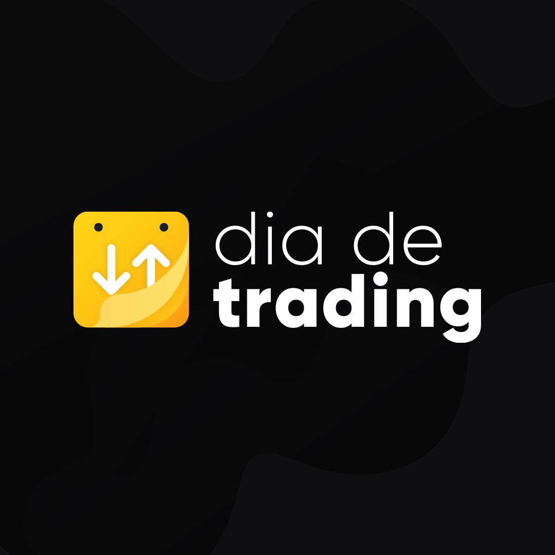 imagem contendo a marca do blog dia de trading